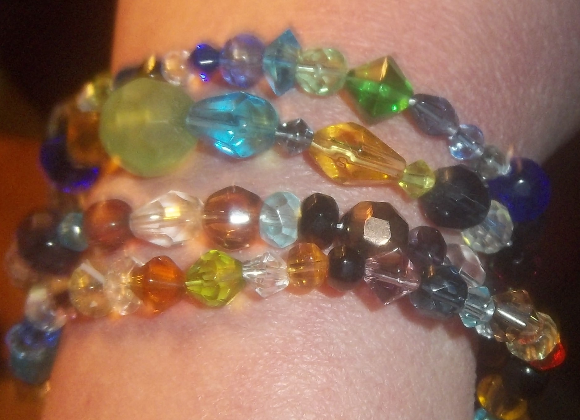 MAJESTIC AURA BRACELETS - Set of 4