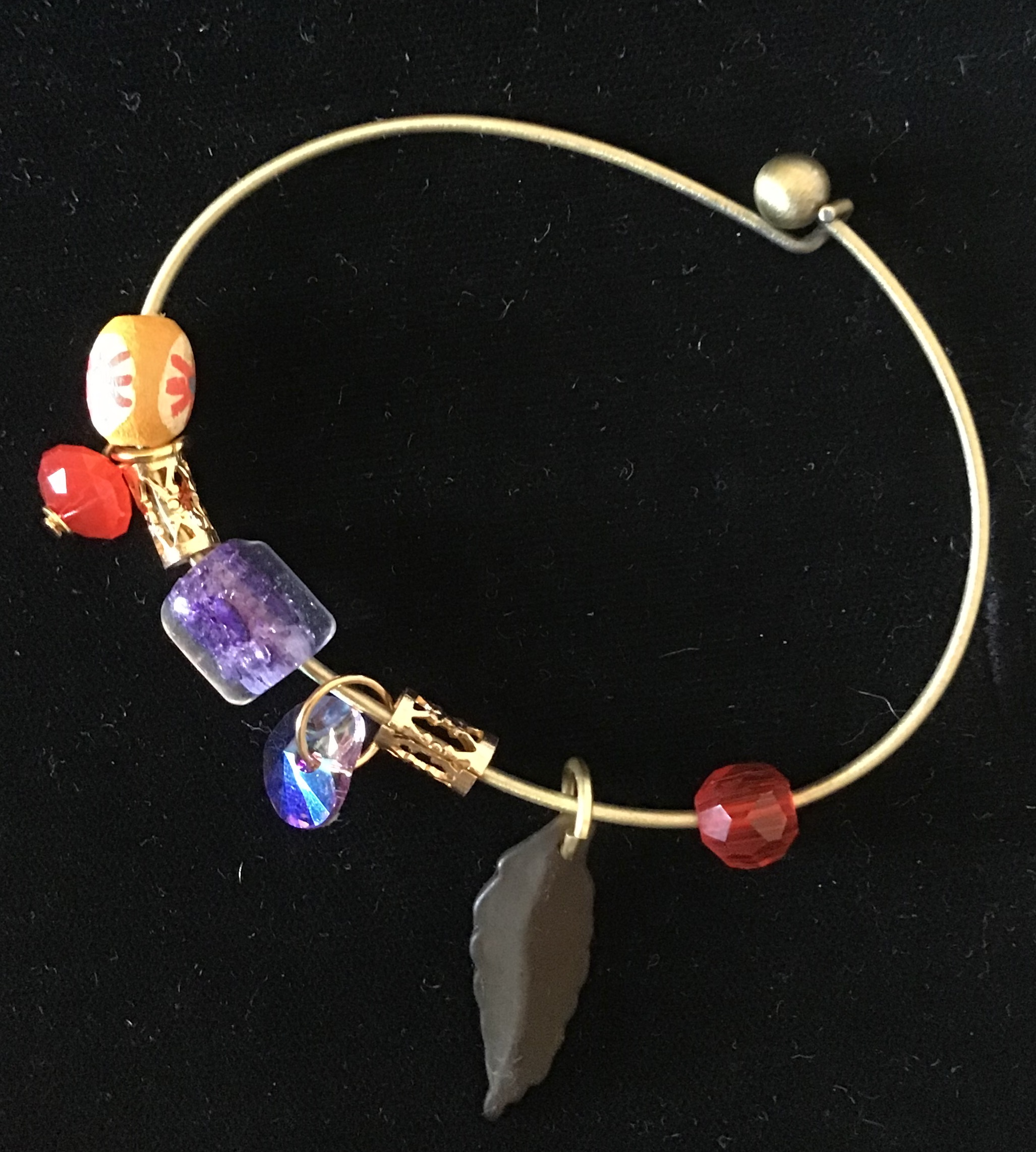 Autumn Treasure Bangle