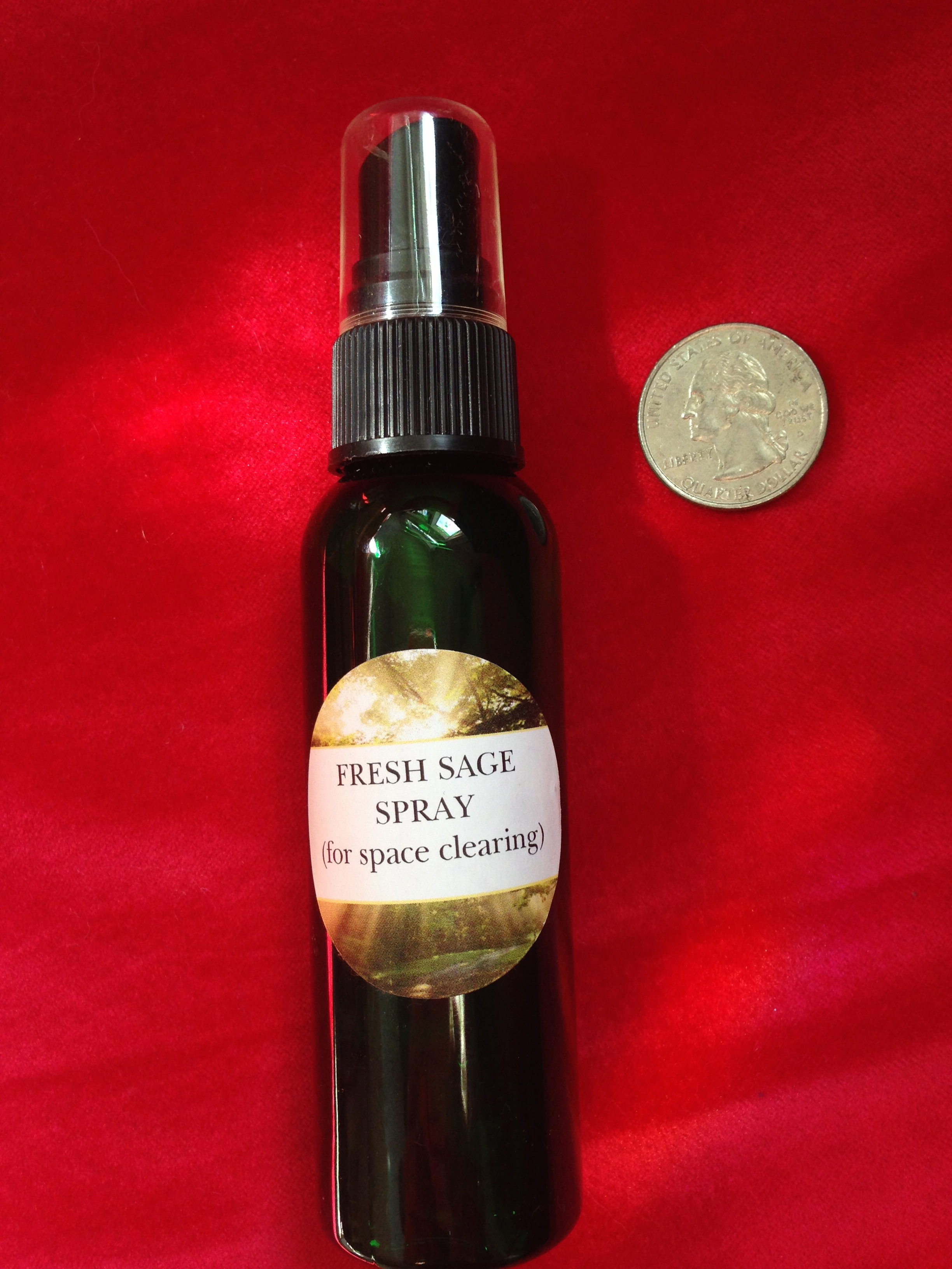 SALE! Fresh Sage Clearing Spray