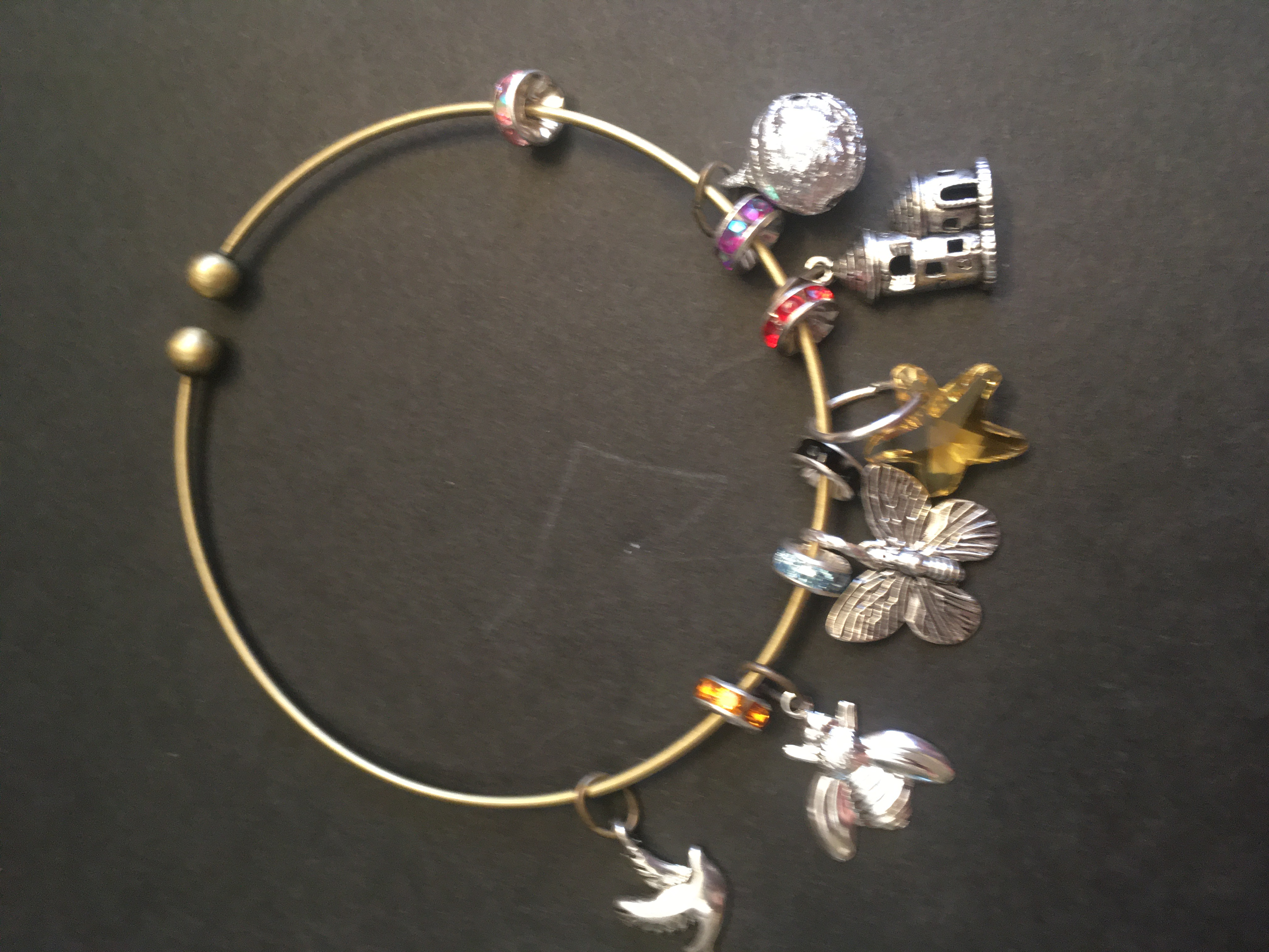 Aery Fairy Treasure Bangle