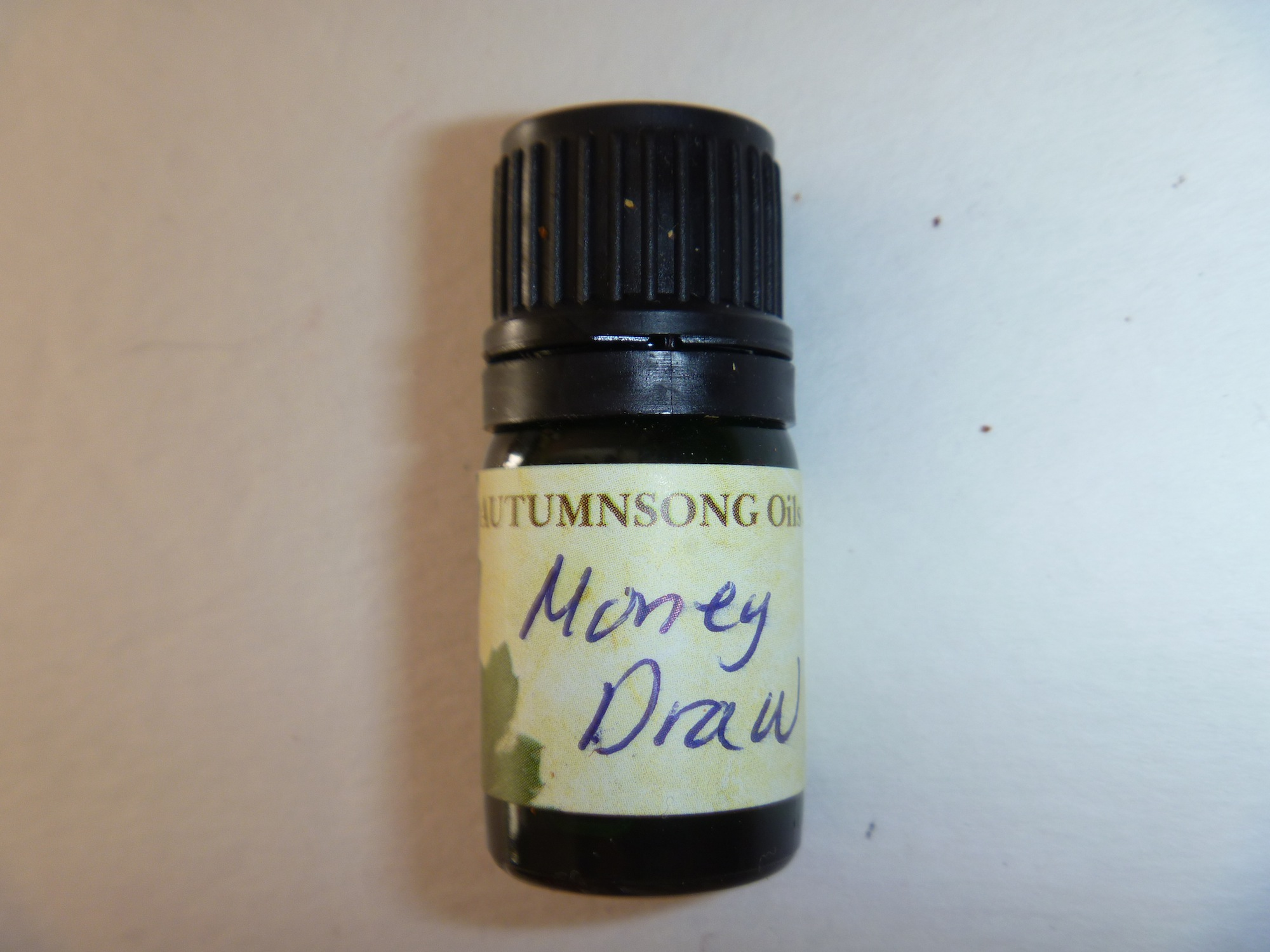 Money Draw Oil Fragrance