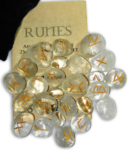 RUNE Set: Crystal Quartz SALE