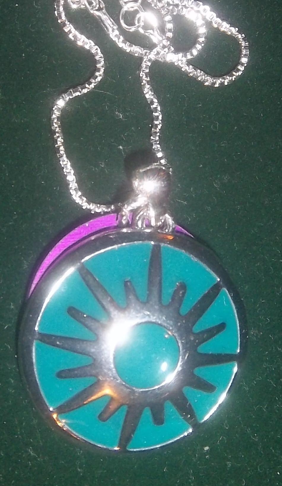 SALE! Sacred Teal Eye