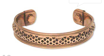 Copper Bracelet - Copper-Shade