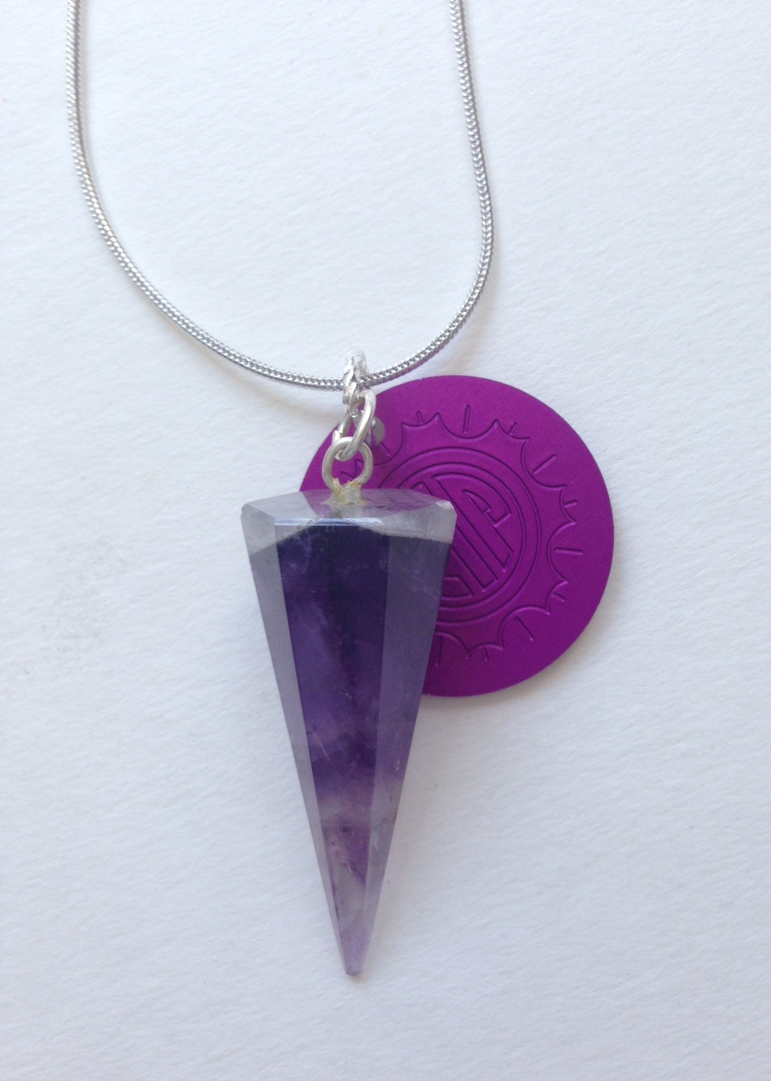 Purple Tesla Energy Plates Healing Energy Plates And
