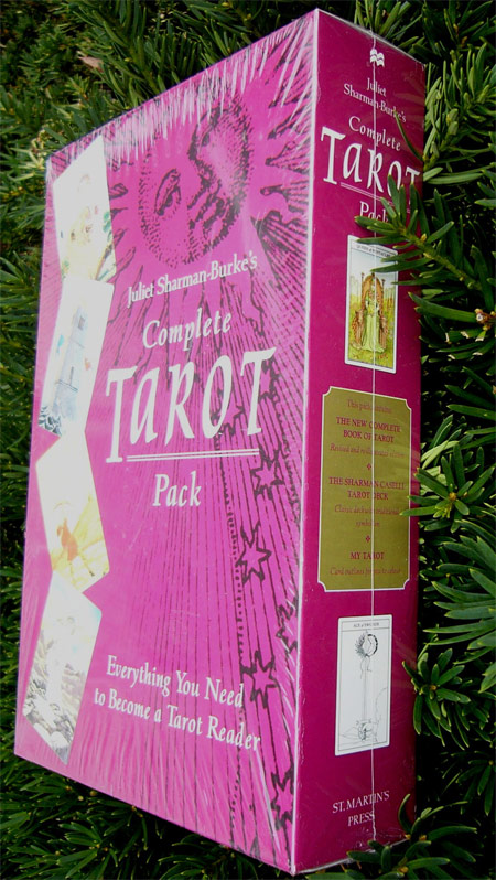 COMPLETE TAROT PACK