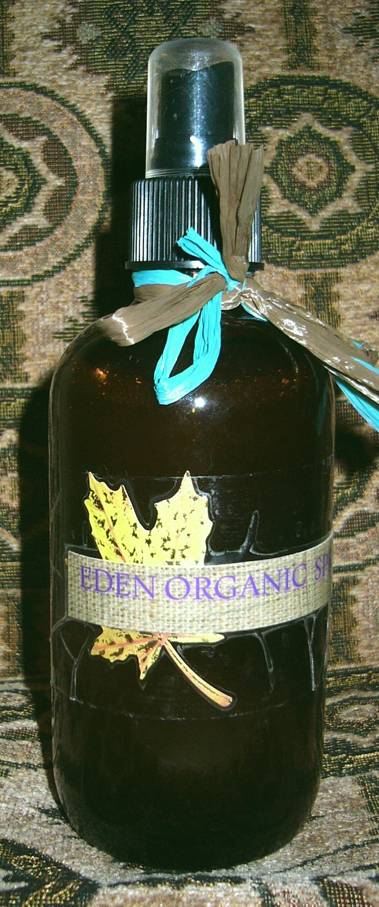 EDEN ORGANIC SPRAY