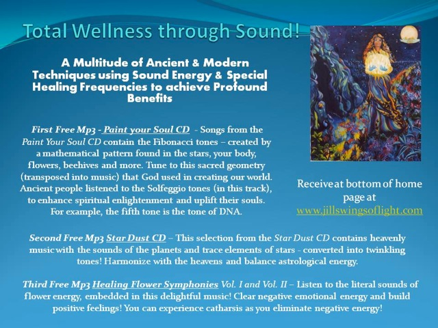 Total Wellness through Sound!