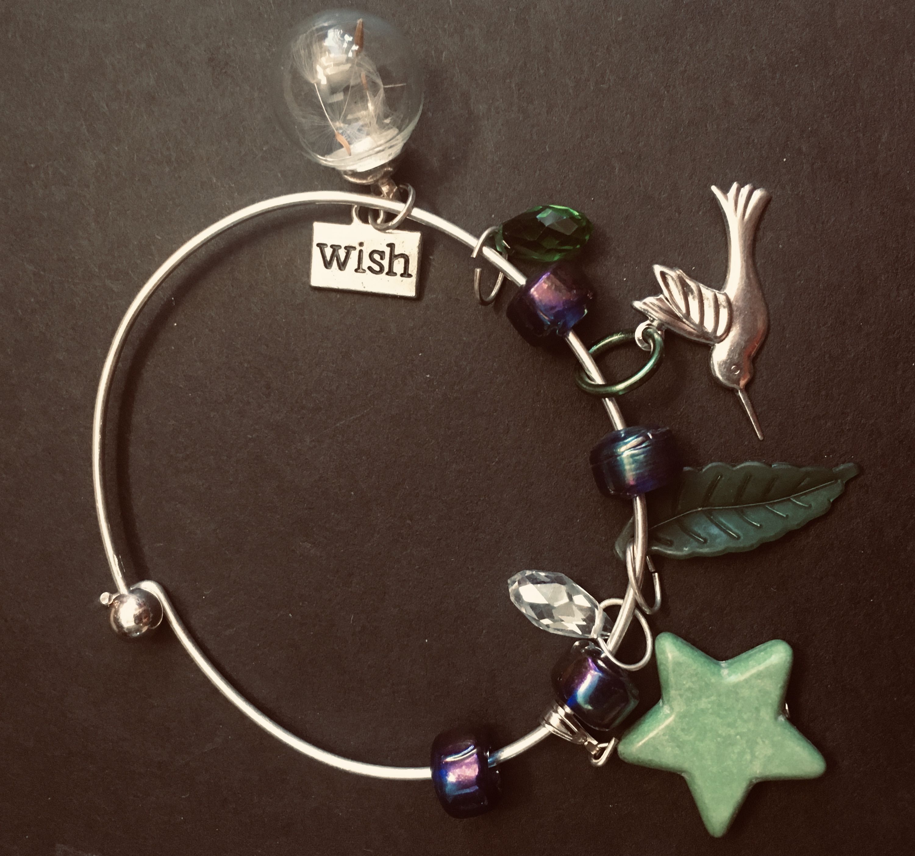Wish Upon a Star Treasure BAngle