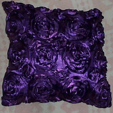NEW! Positive Energy Pillow-Purple