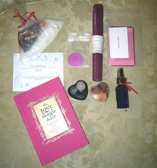 LOVE ENERGY KIT