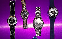 Purple Energy Watches